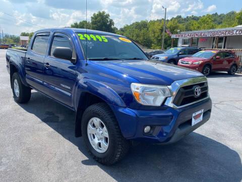 2015 Toyota Tacoma for sale at Elk Avenue Auto Brokers in Elizabethton TN