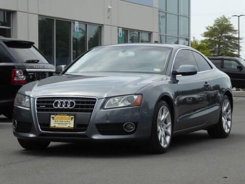 2012 Audi A5 for sale at Loudoun Motor Cars in Chantilly VA