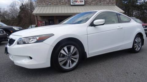 2009 Honda Accord for sale at Driven Pre-Owned in Lenoir NC