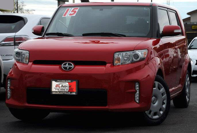 2015 Scion xB for sale at DL Auto Lux Inc. in Westminster CA