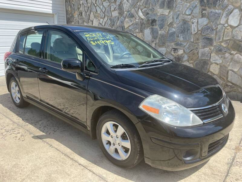 2009 Nissan Versa for sale at Jack Hedrick Auto Sales Inc in Madison NC