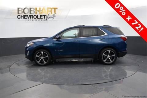 2021 Chevrolet Equinox for sale at BOB HART CHEVROLET in Vinita OK