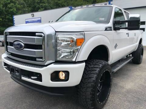 2013 Ford F-350 Super Duty for sale at Kingston Foreign Auto & Truck in Kingston NH