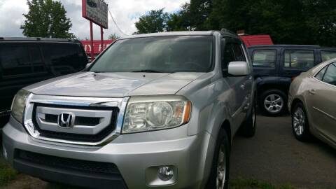2010 Honda Pilot for sale at Ace Auto Brokers in Charlotte NC
