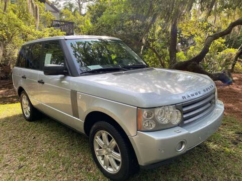 2007 Land Rover Range Rover for sale at GOLD COAST IMPORT OUTLET in St Simons GA