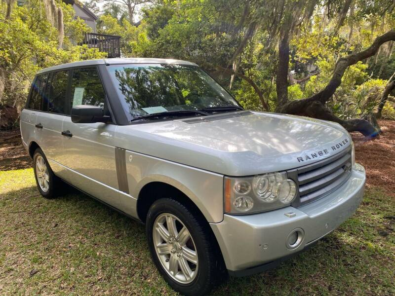 2007 Land Rover Range Rover for sale at GOLD COAST IMPORT OUTLET in Saint Simons Island GA