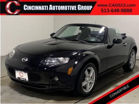 2008 Mazda MX-5 Miata for sale at Cincinnati Automotive Group in Lebanon OH