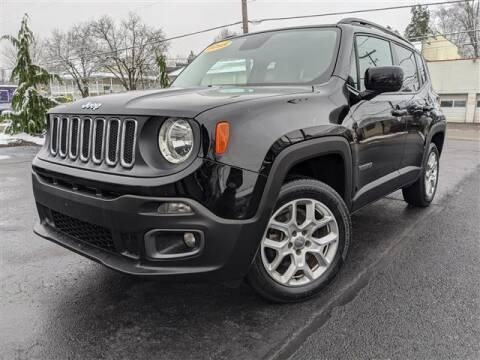 2015 Jeep Renegade for sale at GAHANNA AUTO SALES in Gahanna OH