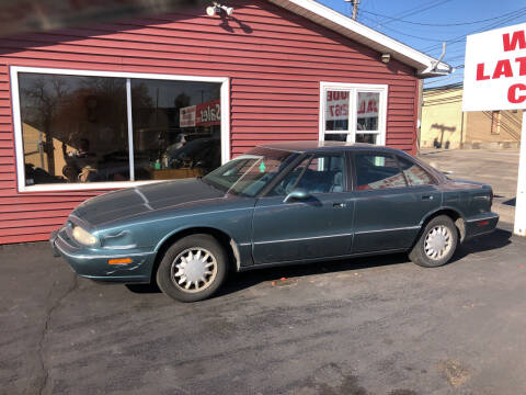 1997 Oldsmobile Eighty-Eight for sale at N & J Auto Sales in Warsaw IN