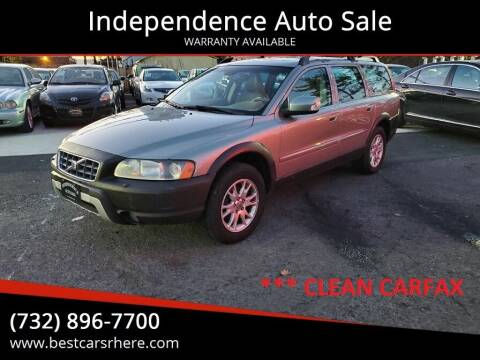 2007 Volvo XC70 for sale at Independence Auto Sale in Bordentown NJ