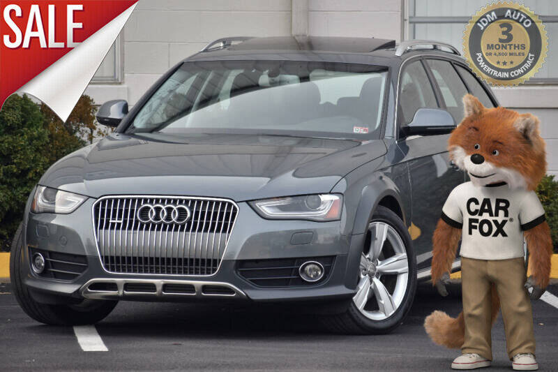 2013 Audi Allroad for sale at JDM Auto in Fredericksburg VA