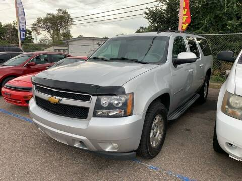 2010 Chevrolet Suburban for sale at Nations Auto Inc. II in Denver CO
