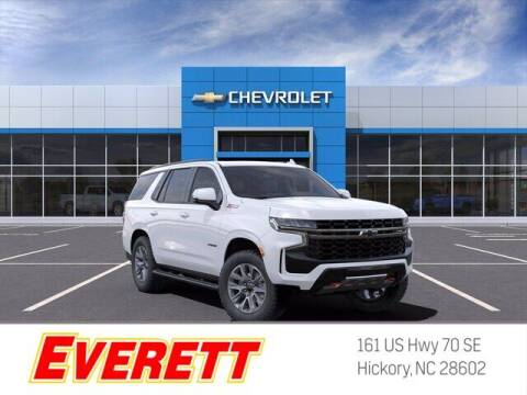 2021 Chevrolet Tahoe for sale at Everett Chevrolet Buick GMC in Hickory NC