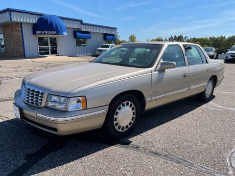 1998 Cadillac DeVille for sale at Schulz Automotive Inc in Reedsburg WI