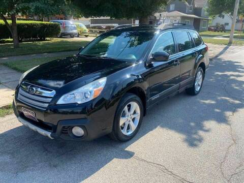2013 Subaru Outback for sale at BROTHERS AUTO SALES in Hampton IA