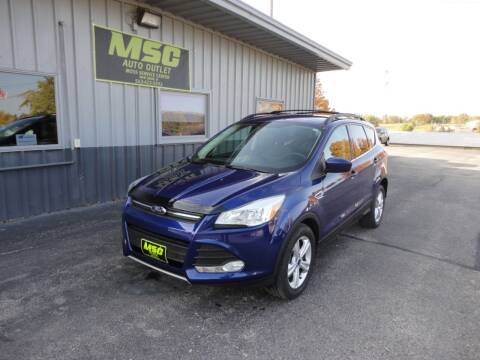 2014 Ford Escape for sale at Moss Service Center-MSC Auto Outlet in West Union IA