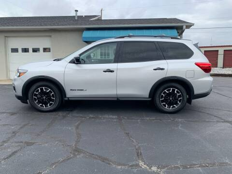 2019 Nissan Pathfinder for sale at Buddy's Auto Inc in Pendleton, SC