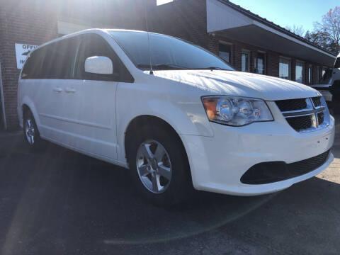 2012 Dodge Grand Caravan for sale at Creekside Automotive in Lexington NC