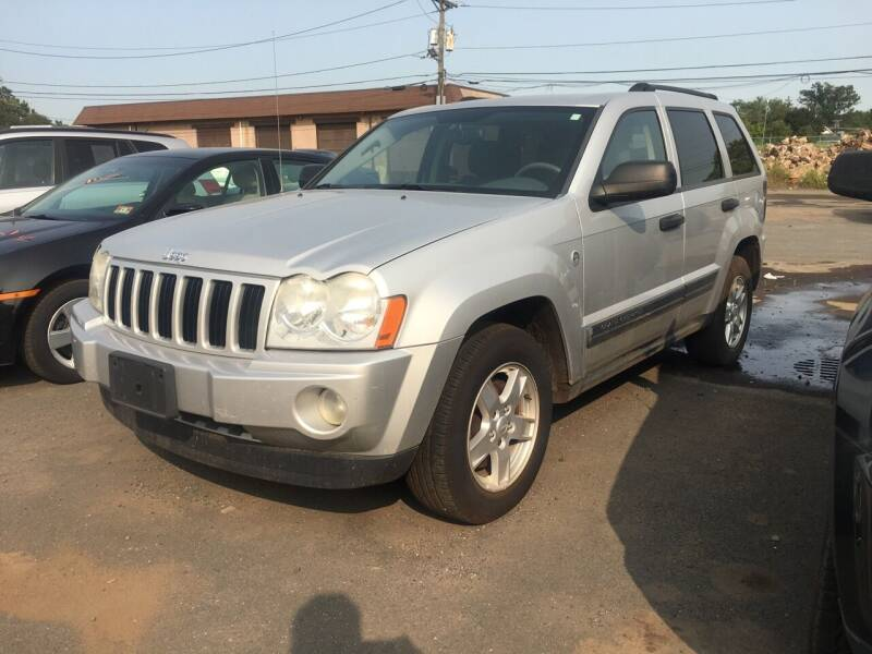 2005 Jeep Grand Cherokee for sale at Absolute Auto in Middlesex NJ