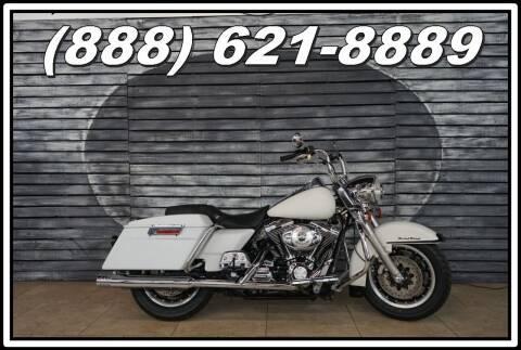 2000 Harley-Davidson Road King for sale at AZautorv.com in Mesa AZ