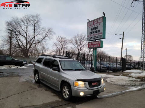 2005 GMC Envoy XL for sale at Five Star Auto Center in Detroit MI