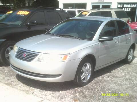 2006 Saturn Ion for sale at ROYAL MOTOR SALES LLC in Dover FL