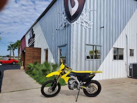 2017 Suzuki Suzuki RmX 450 for sale at Barrett Bikes LLC in San Juan TX