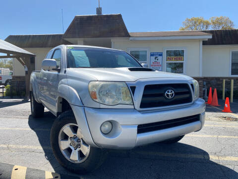 2005 Toyota Tacoma for sale at Hola Auto Sales Doraville in Doraville GA