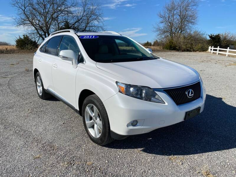 2011 Lexus RX 350 for sale at FAIRWAY AUTO SALES in Augusta KS