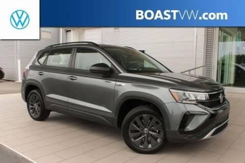 2022 Volkswagen Taos for sale at BOAST MOTORCARS in Bradenton FL