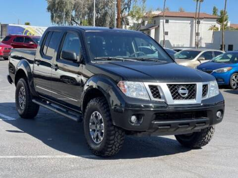 2017 Nissan Frontier for sale at Brown & Brown Wholesale in Mesa AZ
