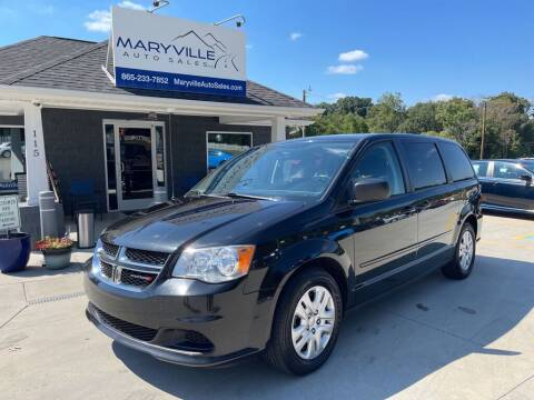 2016 Dodge Grand Caravan for sale at Maryville Auto Sales in Maryville TN