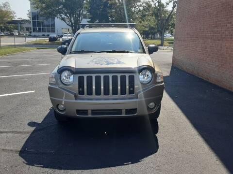 2007 Jeep Compass for sale at Fredericksburg Auto Finance Inc. in Fredericksburg VA