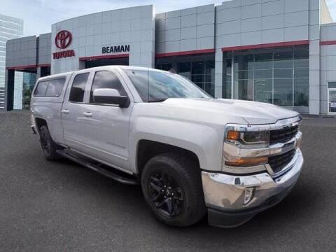 2018 Chevrolet Silverado 1500 for sale at BEAMAN TOYOTA in Nashville TN