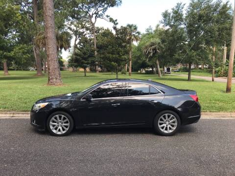 2013 Chevrolet Malibu for sale at Import Auto Brokers Inc in Jacksonville FL