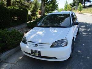 2001 Honda Civic for sale at Inspec Auto in San Jose CA