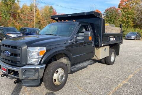 2014 Ford F-350 Super Duty for sale at Mass Auto Exchange in Framingham MA