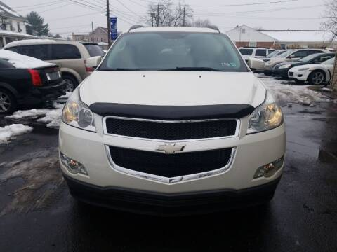 2012 Chevrolet Traverse for sale at Roy's Auto Sales in Harrisburg PA