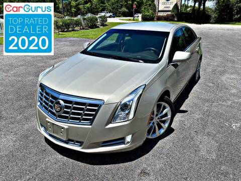 2013 Cadillac XTS for sale at Brothers Auto Sales of Conway in Conway SC