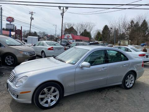 2007 Mercedes-Benz E-Class for sale at Masic Motors, Inc. in Harrisburg PA