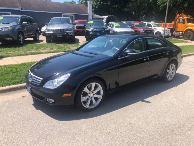 2008 Mercedes-Benz CLS for sale at CPM Motors Inc in Elgin IL