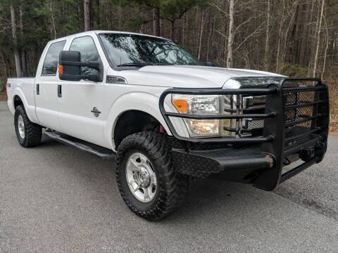 2015 Ford F-250 Super Duty for sale at RCD Trucks in Macon GA