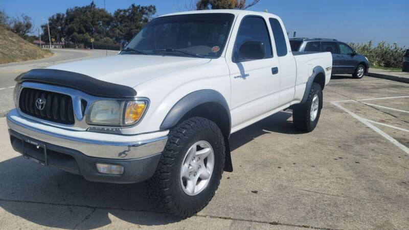 2004 Toyota Tacoma for sale at L.A. Vice Motors in San Pedro CA