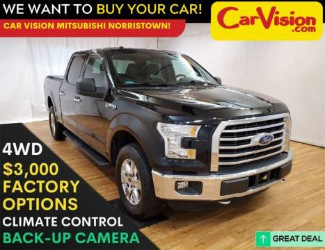2016 Ford F-150 for sale at Car Vision Mitsubishi Norristown in Trooper PA