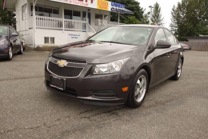 2014 Chevrolet Cruze for sale in Everett, WA