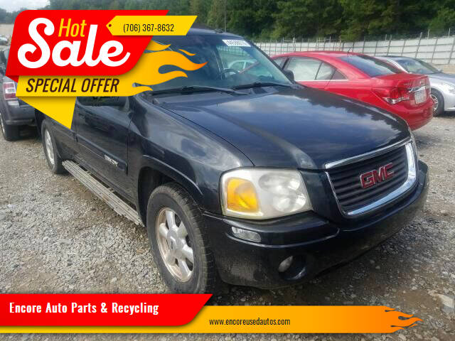 2005 GMC Envoy XL for sale at Encore Auto Parts & Recycling in Jefferson GA