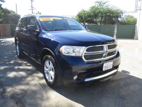 2012 Dodge Durango for sale at Grace Motors in Manteca CA
