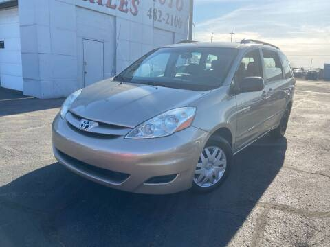 2007 Toyota Sienna for sale at Fine Auto Sales in Cudahy WI
