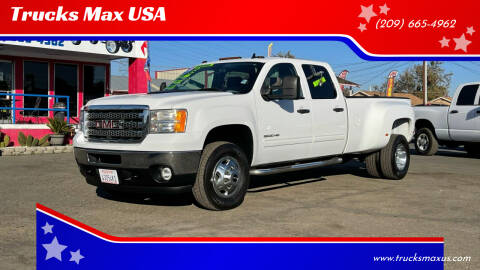 2013 GMC Sierra 3500HD for sale at Trucks Max USA in Manteca CA