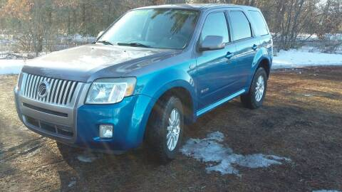 2008 Mercury Mariner for sale at Expressway Auto Auction in Howard City MI